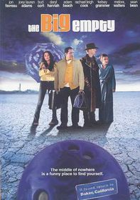 Big Empty - (Region 1 Import DVD)
