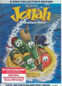 Jonah:Veggie Tales Movie - (Region 1 Import DVD)