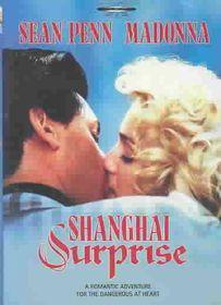 Shanghai Surprise - (Region 1 Import DVD)