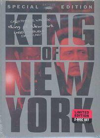 King of New York:Special Edition - (Region 1 Import DVD)