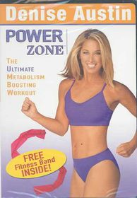 Denise Austin - Power Zone: The Ultimate Metabolism Boosting Workout - (Region 1 Import DVD)