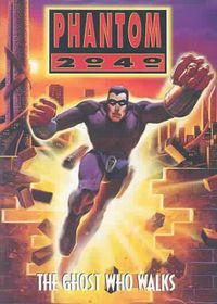 Phantom 2040:Ghost Who Walks - (Region 1 Import DVD)