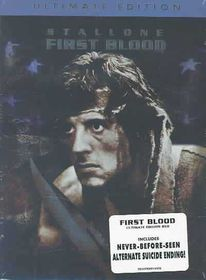 Rambo:First Blood Ultimate Edition - (Region 1 Import DVD)