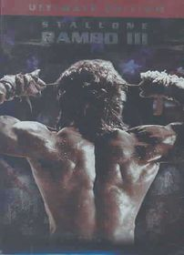 Rambo III:Ultimate Edition - (Region 1 Import DVD)