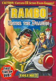 Rambo Vol 2:Enter the Dragon - (Region 1 Import DVD)