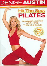 Hit the Spot:Pilates - (Region 1 Import DVD)