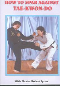 How to Spar Against Tae Kwon - (Region 1 Import DVD)