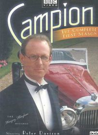 Campion:the Complete First Season - (Region 1 Import DVD)