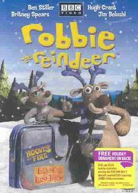 Robbie the Reindeer:Hooves of Fire - (Region 1 Import DVD)