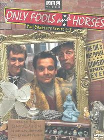 Only Fools and Horses: Complete 1-3 - (Region 1 Import DVD)