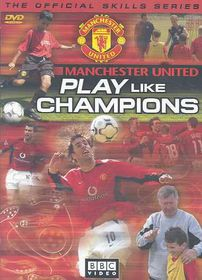 Manchester United:Play Like Champion - (Region 1 Import DVD)