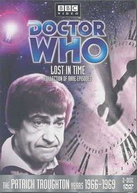 Doctor Who: Lost In Time - Patrick Troughton Years - (Region 1 Import DVD)