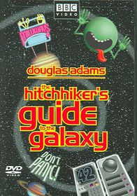 Hitchhiker's Guide to the Galaxy - (Region 1 Import DVD)