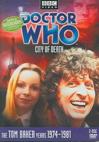Doctor Who:Ep 105 City of Death - (Region 1 Import DVD)