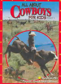 All About Cowboys Part 1 - (Region 1 Import DVD)