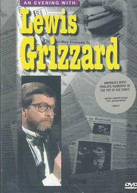 Evening with Lewis Grizzard - (Region 1 Import DVD)