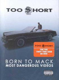 Born to Mack - Most Dangerous Videos - (Region 1 Import DVD)