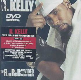 R. Kelly - The R. in R&B - The Video Collection - (Region 1 Import DVD)