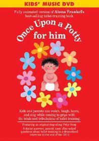 Once Upon a Pottyfor Him - (Region 1 Import DVD)