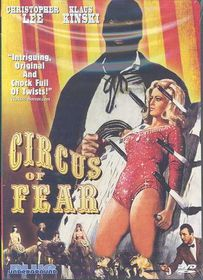 Circus of Fear - (Australian Import DVD)