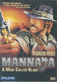 Mannaja:Man Called Blade - (Region 1 Import DVD)