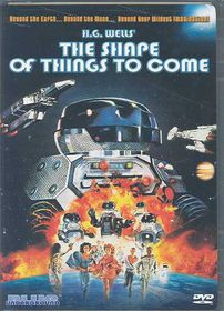 Shape of Things to Come - (Region 1 Import DVD)