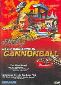 Cannonball - (Region 1 Import DVD)