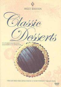 Classic Desserts:Dannielle Myxter - (Region 1 Import DVD)