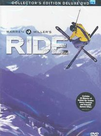 Warren Miller's Ride - (Region 1 Import DVD)