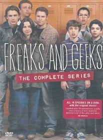 Freaks and Geeks: Complete Series - (Region 1 Import DVD)