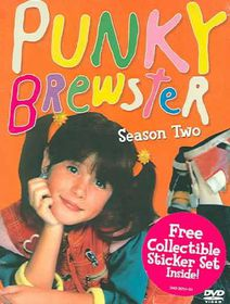 Punky Brewster:Season Two - (Region 1 Import DVD)