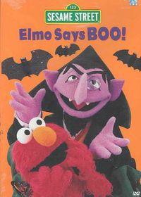 Elmo Says Boo - (Region 1 Import DVD)