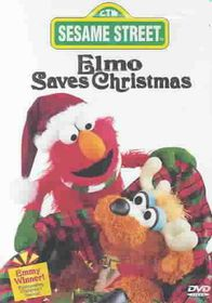 Elmo Saves Christmas - (Region 1 Import DVD)