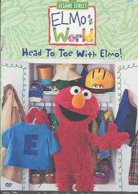 Elmo's World:Head to Toe with Elmo - (Region 1 Import DVD)