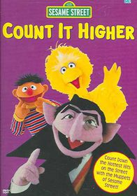 Sesame Street:Count It Higher - (Region 1 Import DVD)