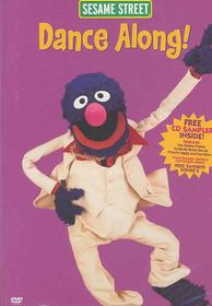 Sesame Street:Dance Along - (Region 1 Import DVD)