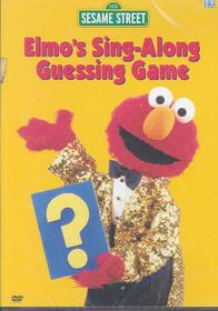 Elmo's Sing Along Guessing Game - (Region 1 Import DVD)