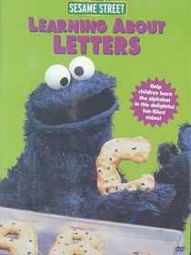 Learning About Letters - (Region 1 Import DVD)