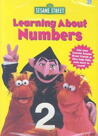 Learning About Numbers - (Region 1 Import DVD)