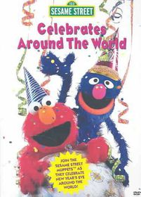 Sesame Street Celebrates Around - (Region 1 Import DVD)