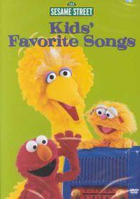 Sesame Street:Kid's Favorite Songs - (Region 1 Import DVD)