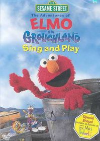 Elmo in Grouchland:Sing and Play - (Region 1 Import DVD)