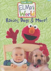 Elmo's World:Babies Dogs & More - (Region 1 Import DVD)