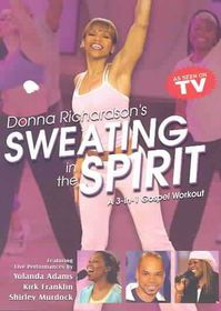 Sweating in the Spirit Inventory - (Region 1 Import DVD)