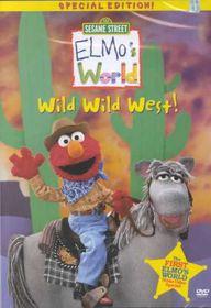 Elmo's World:Wild Wild West - (Region 1 Import DVD)