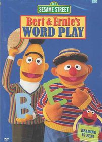 Bert & Ernie's Word Play - (Region 1 Import DVD)