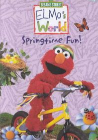 Elmo's World:Springtime Fun - (Region 1 Import DVD)