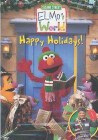 Elmo's World:Happy Holidays - (Region 1 Import DVD)