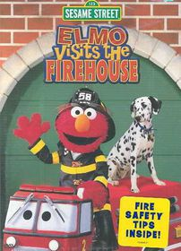 Elmo Visits the Firehouse - (Region 1 Import DVD)