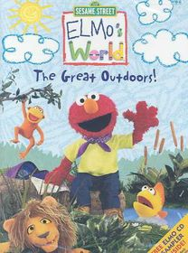Elmo's World:Great Outdoors - (Region 1 Import DVD)